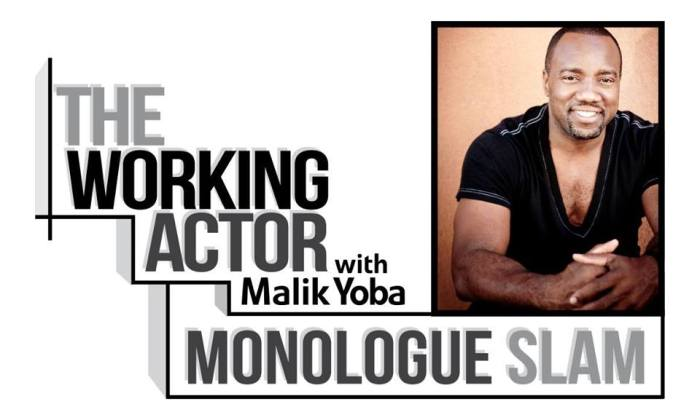 The Working Actor W/ Malik Yoba